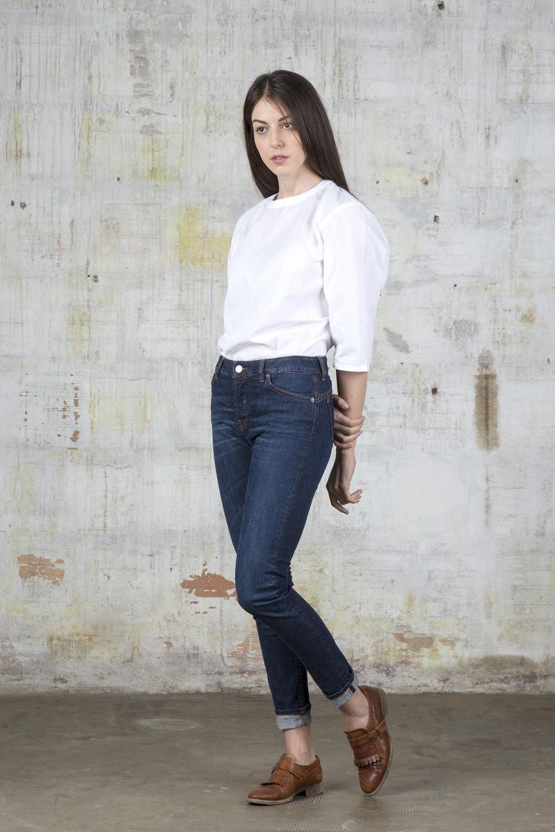 Jeans Registro Cimossati v215a