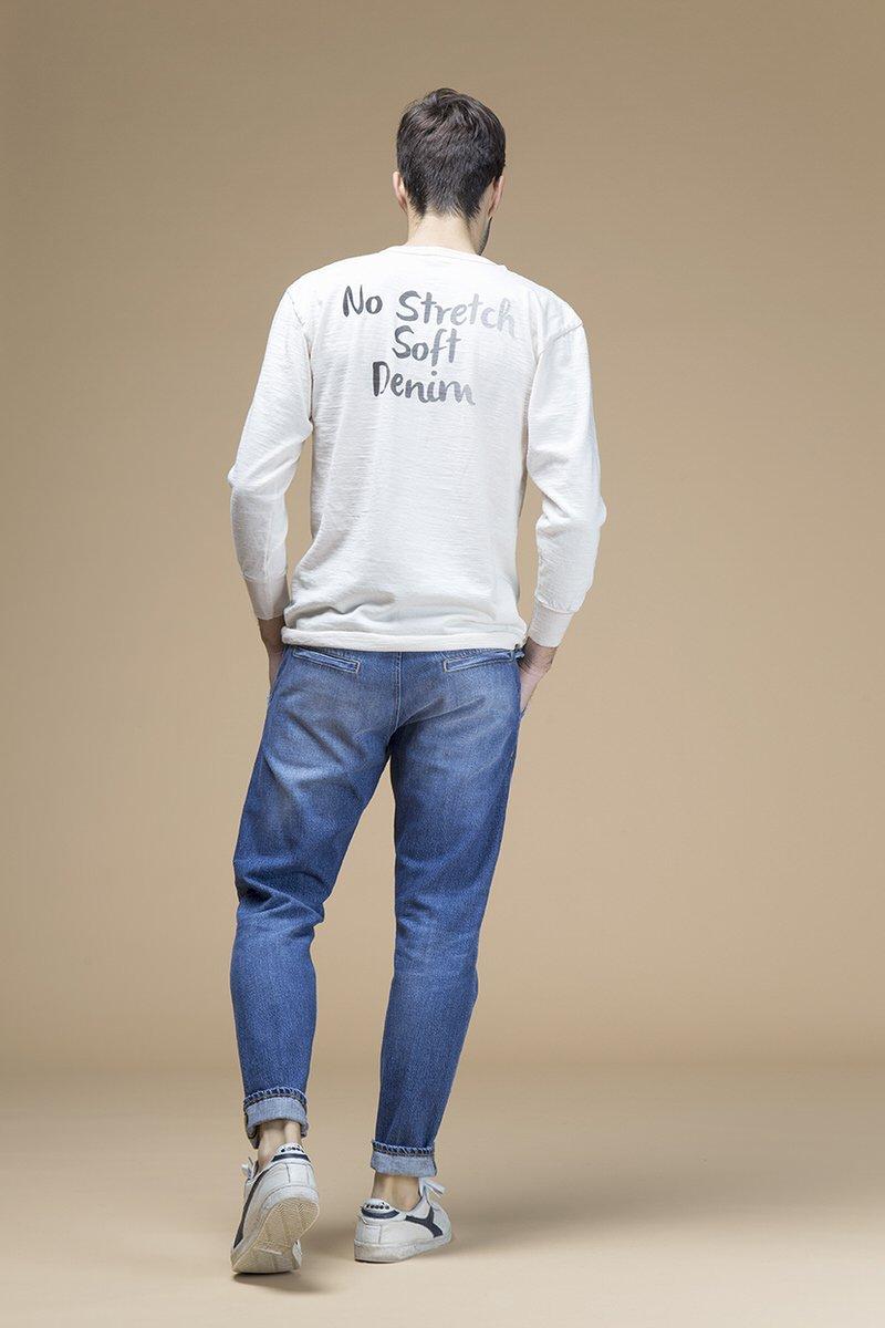 Elvis, pantalone slouchy, retro