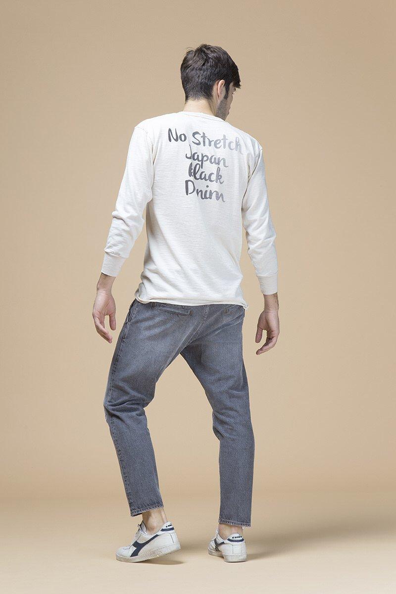 Elvis, jeans slouchy, retro