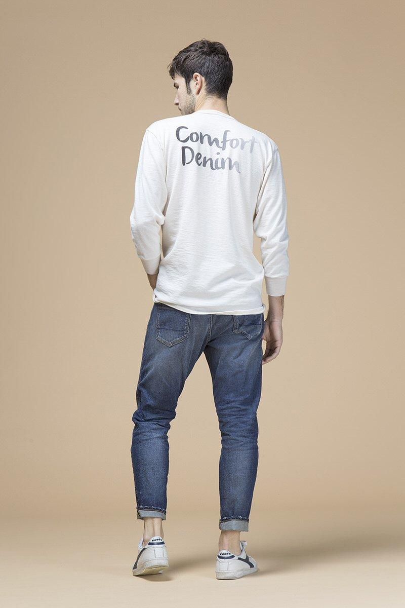 Farran, jeans slouchy, retro