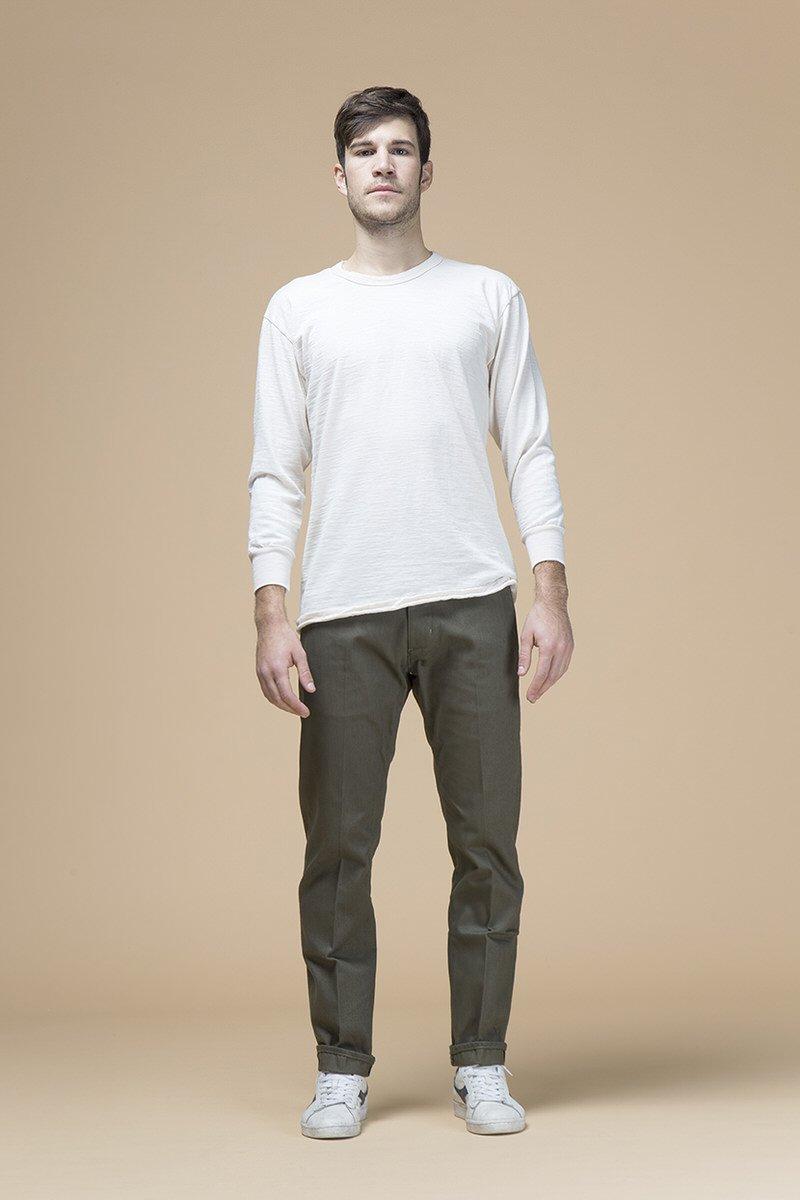 Kurtis, pantalone chino japan, front