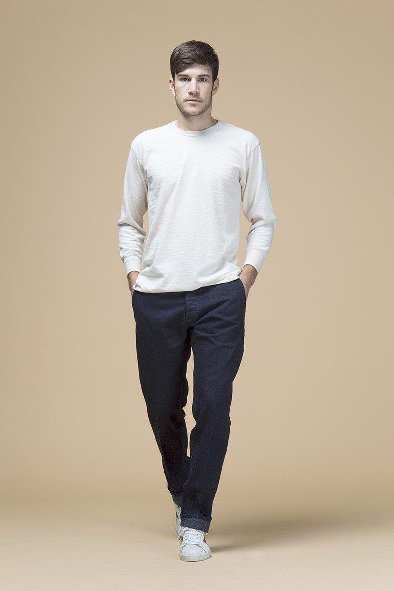 Kurtis, jeans japan, front