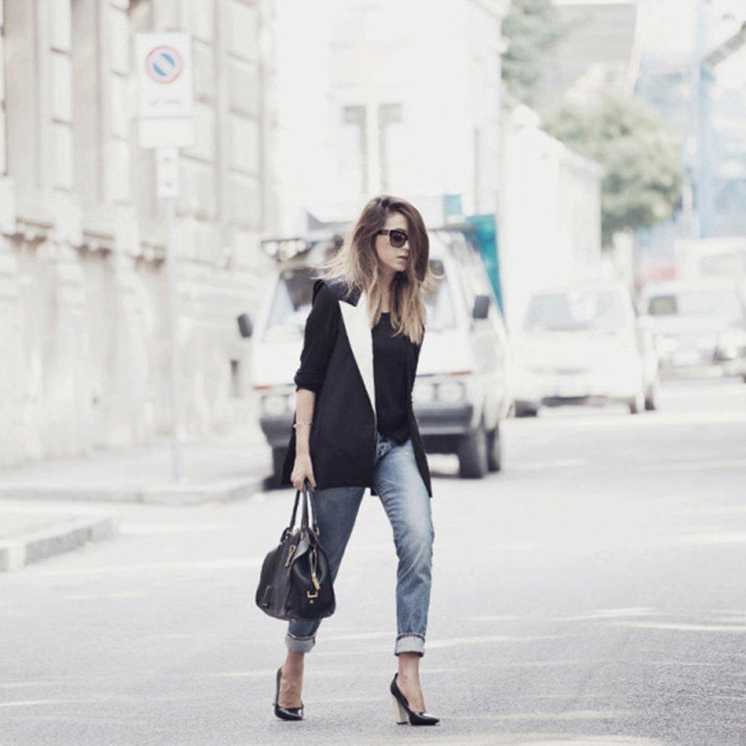 The perfect boyfriend jeans