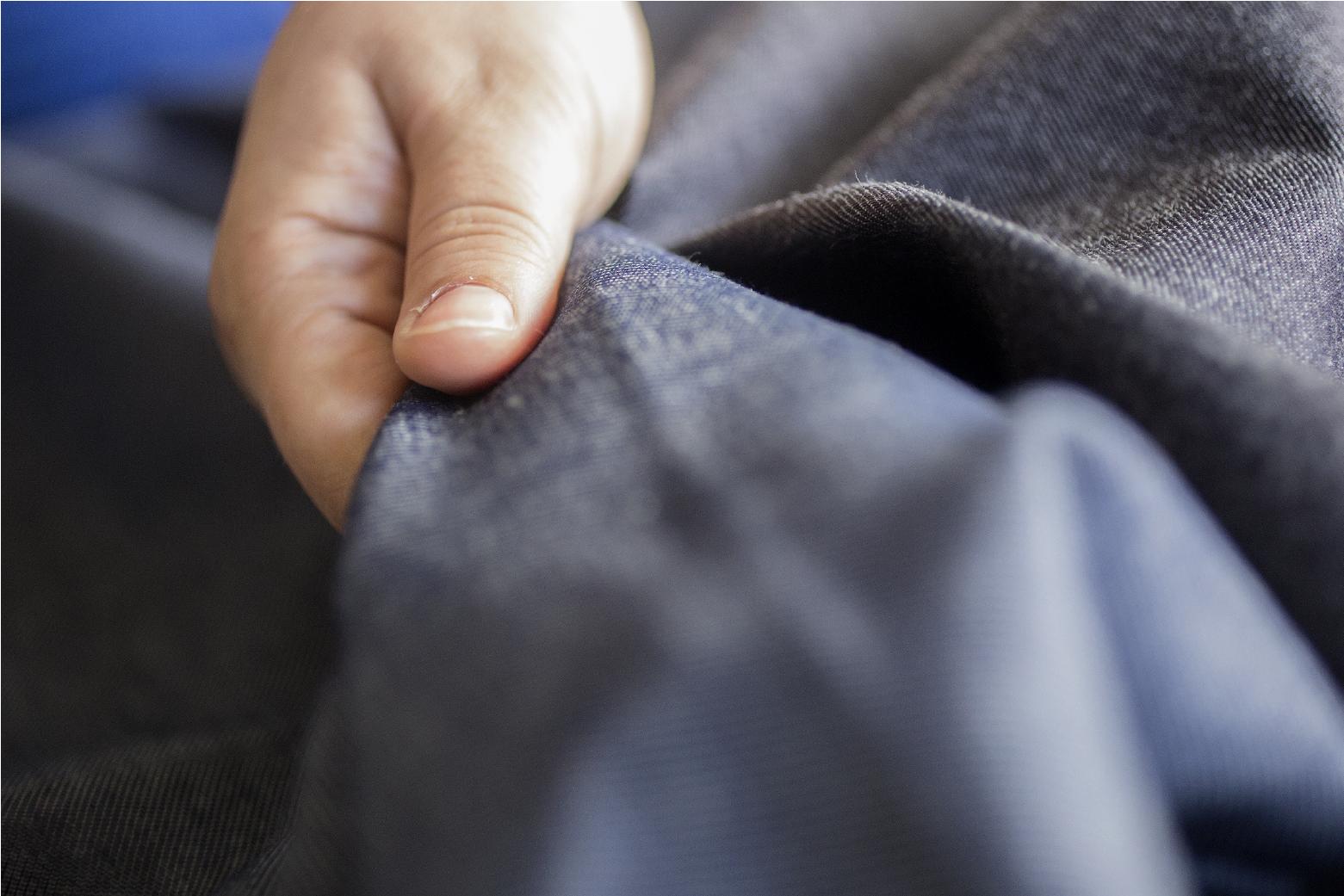 Denim <br/>Couture: I Tessuti